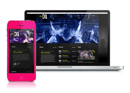 Homepage Club D1 Deutschlandsberg