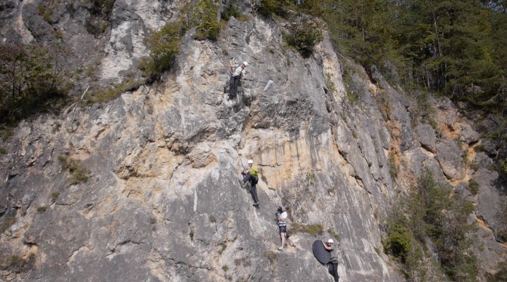Klettersteig Lavamünd
