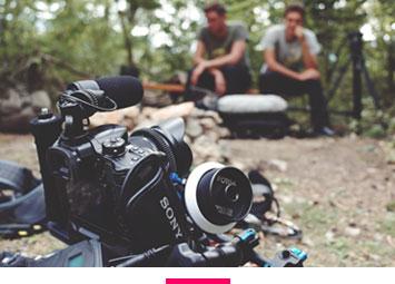 Produktion Imagefilme, Kamera