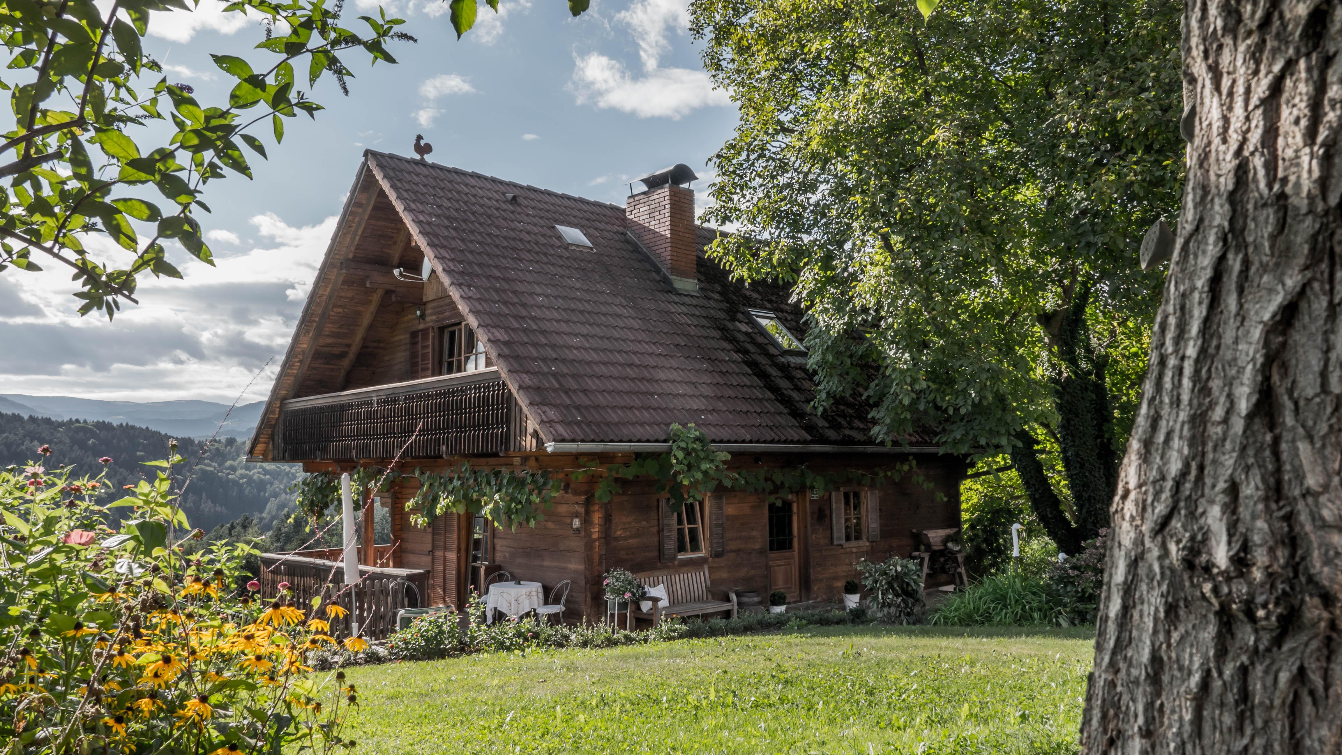 Fotoshooting Ferienhaus Faber