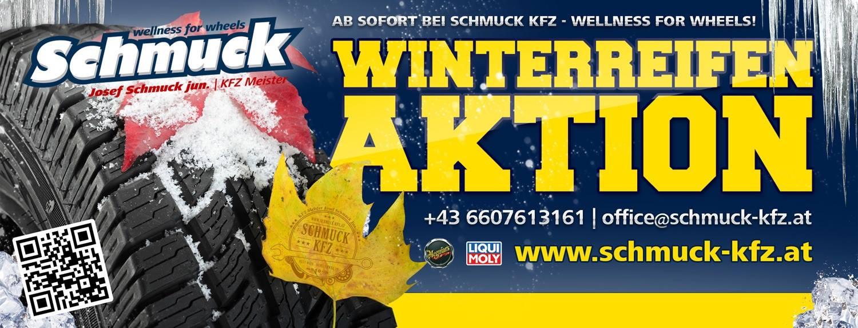 Winterreifenaktion Schmuck KFZ