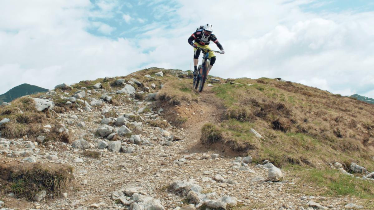 Mountainbiker Loser Radsportszene