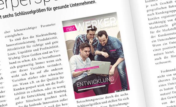 Magazin, netwerker Mediahaus