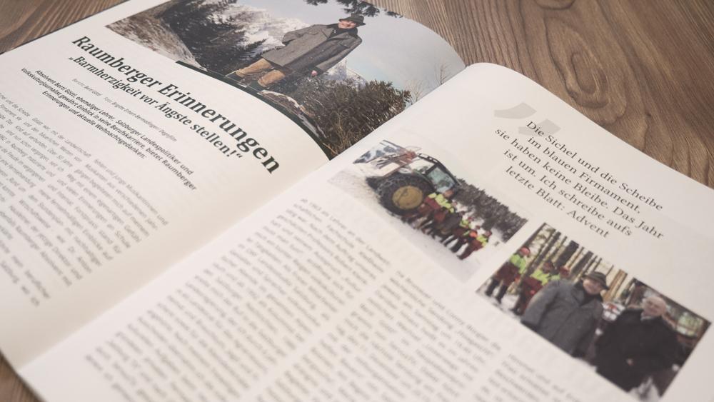 Layout, Magazinentwicklung, Design