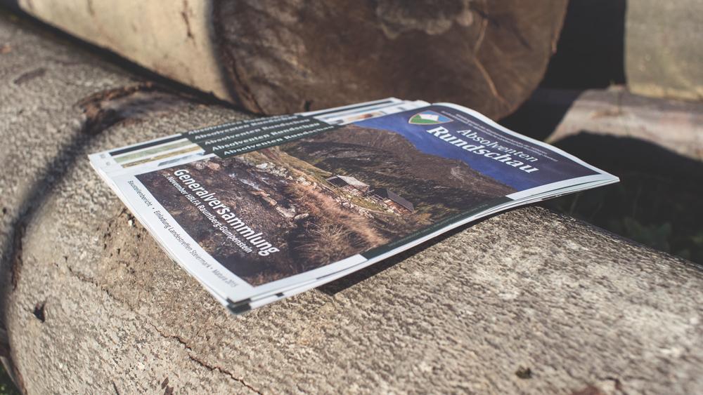 Layout, Magazinentwicklung