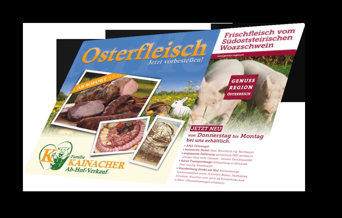 osterfleisch kainacher