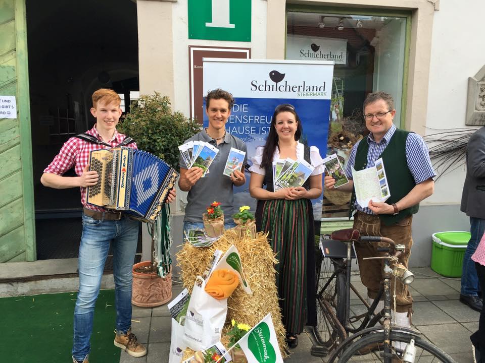 schilcherland eibiswald-wies, tourismusverband