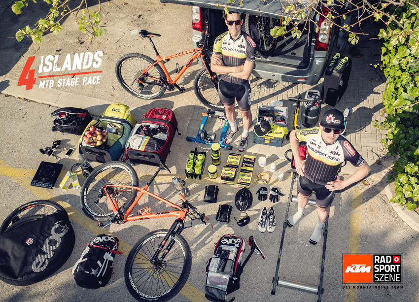 Mountainbike Etappenrennen Kroatien