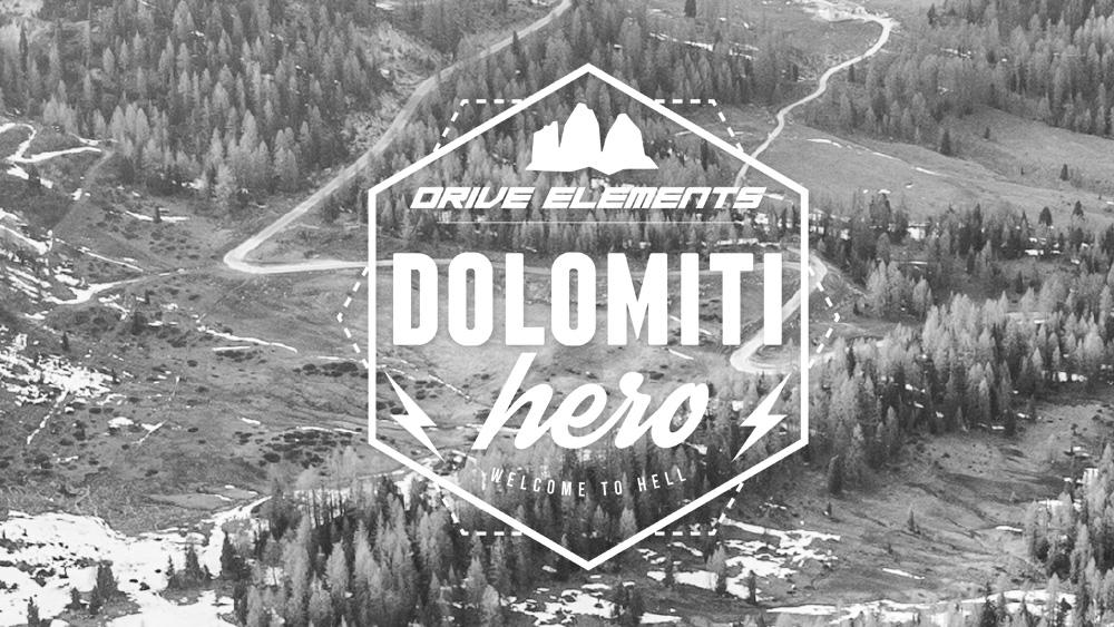 Logoentwicklung, Design, Dolomiti Hero