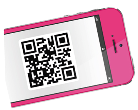 qr-codes, muster, funktionen