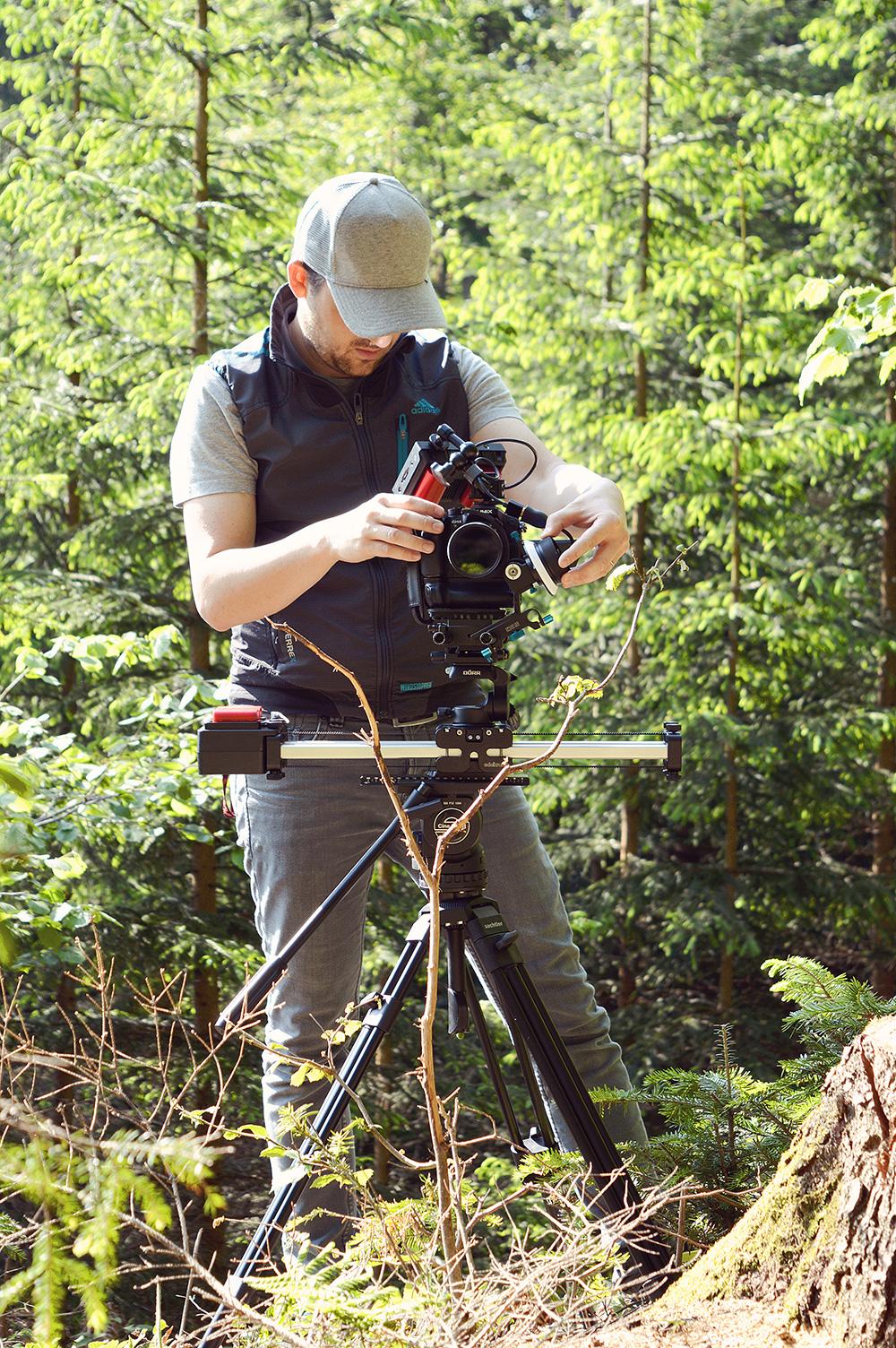Kamera, Filmproduktion, Videos