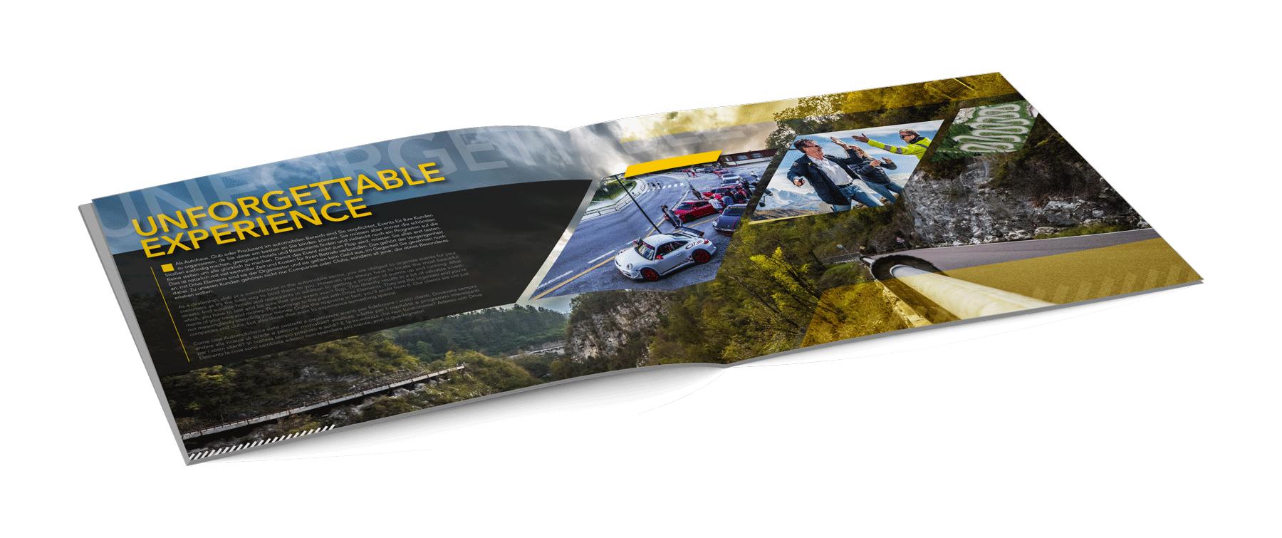 Imagefolder, Broschüre, Drive Elements