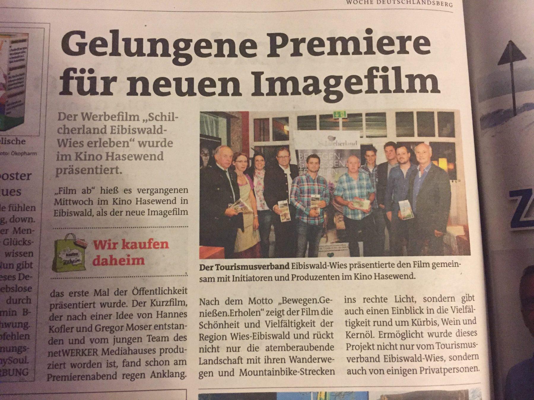Imagefilm Schilcherland