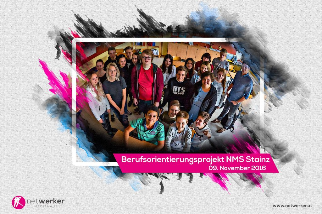 Neue Mittelschule Stainz, Berufsorientierungsprojekt