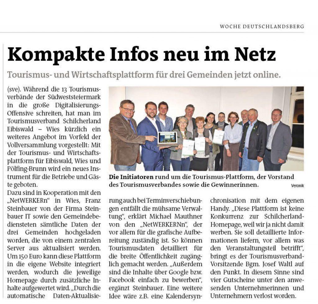 Presse Woche Deutschlandsberg