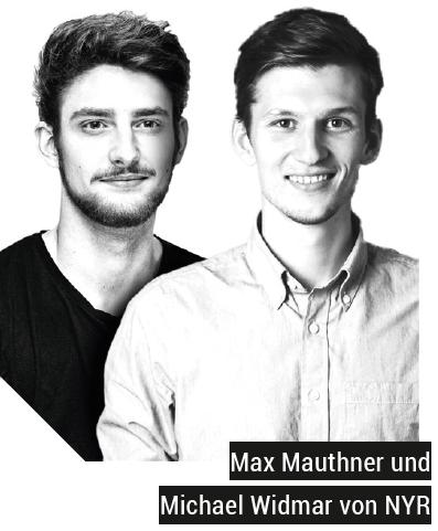 Max Mauthner, Michael Widmar
