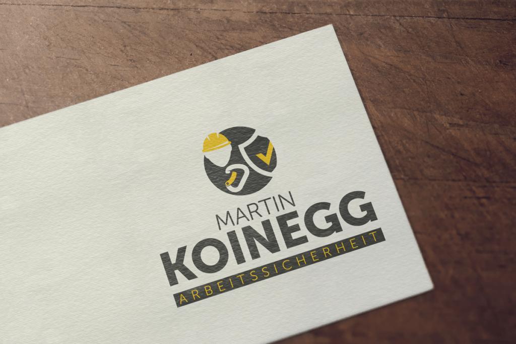 Logo Koinegg Arbeitssicherheit