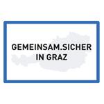 Verein Gemeinsam.Sicher in Graz Logo